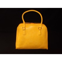 On Trend Yellow Bag