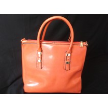 Stylish Orange Hobo Bag