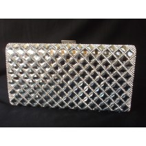 Diamanté  Black Box Clutch