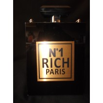 N' 1 Rich Paris Box Clutch